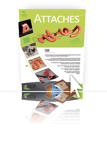 Attaches